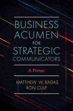 Jacket image for Business Acumen for Strategic Communicators