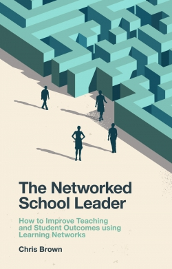 Jacket image for The Networked School Leader