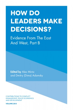Jacket image for How Do Leaders Make Decisions?