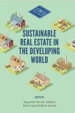 Jacket image for Sustainable Real Estate in the Developing World