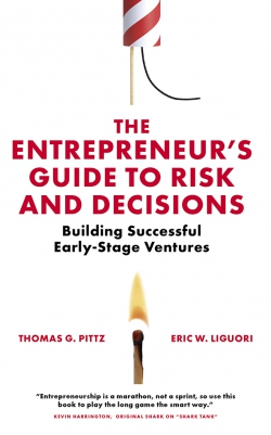 Jacket image for The Entrepreneur's Guide to Risk and Decisions