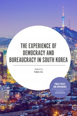 Jacket image for The Experience of Democracy and Bureaucracy in South Korea