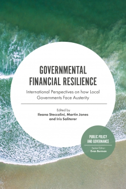 Jacket image for Governmental Financial Resilience