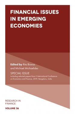 Jacket image for Financial Issues in Emerging Economies