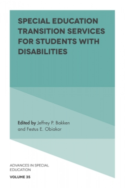 Jacket image for Special Education Transition Services for Students with Disabilities