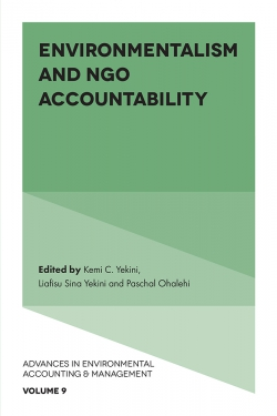 Jacket image for Environmentalism and NGO Accountability