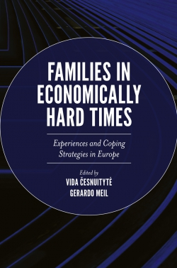 Jacket image for Families in Economically Hard Times