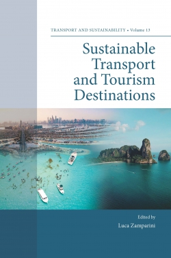 Jacket image for Sustainable Transport and Tourism Destinations