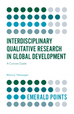 Jacket image for Interdisciplinary Qualitative Research in Global Development