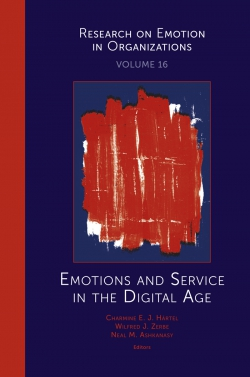 Jacket image for Emotions and Service in the Digital Age