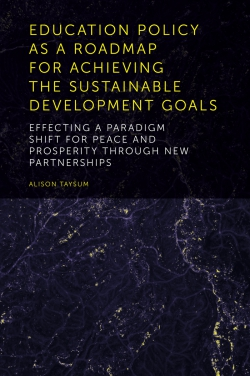 Jacket image for Education Policy as a Roadmap for Achieving the Sustainable Development Goals