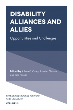 Jacket image for Disability Alliances and Allies