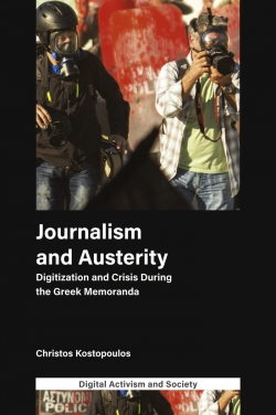 Jacket image for Journalism and Austerity