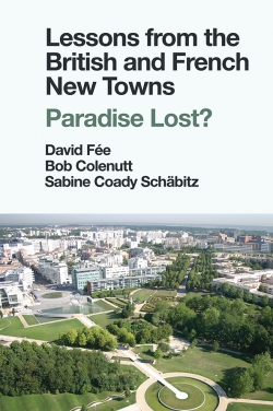 Jacket image for Lessons from the British and French New Towns