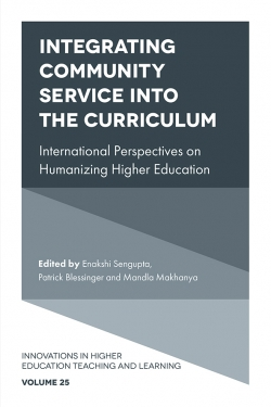 Jacket image for Integrating Community Service into the Curriculum