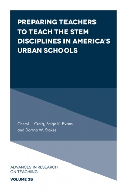 Jacket image for Preparing Teachers to Teach the STEM Disciplines in America's Urban Schools