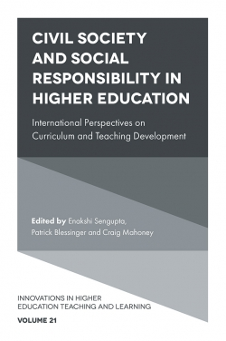 Jacket image for Civil Society and Social Responsibility in Higher Education