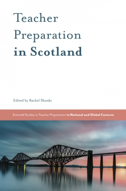 Jacket image for Teacher Preparation in Scotland
