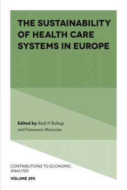 Jacket image for The Sustainability of Health Care Systems in Europe