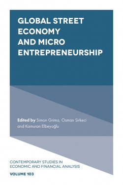 Jacket image for Global Street Economy and Micro Entrepreneurship
