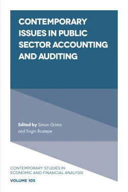 Jacket image for Contemporary Issues in Public Sector Accounting and Auditing
