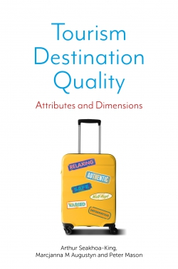Jacket image for Tourism Destination Quality