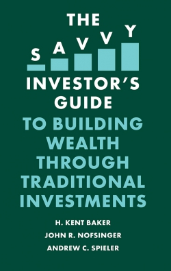 Jacket image for The Savvy Investor's Guide to Building Wealth Through Traditional Investments