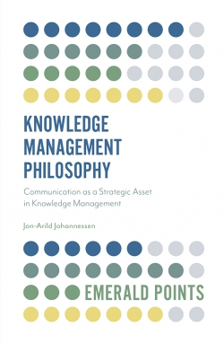Jacket image for Knowledge Management Philosophy