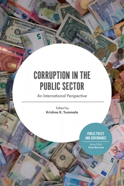 Jacket image for Corruption in the Public Sector