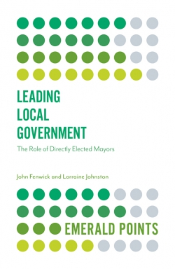 Jacket image for Leading Local Government