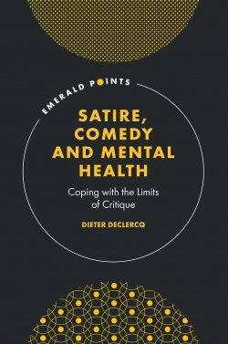 Jacket image for Satire, Comedy and Mental Health