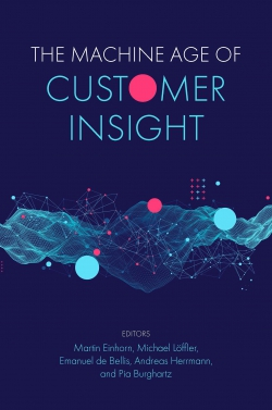 Jacket image for The Machine Age of Customer Insight