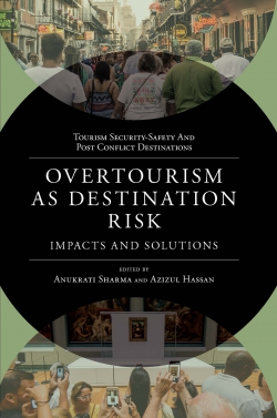 Jacket image for Overtourism as Destination Risk