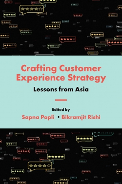 Jacket image for Crafting Customer Experience Strategy