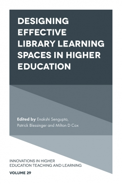 Jacket image for Designing Effective Library Learning Spaces in Higher Education