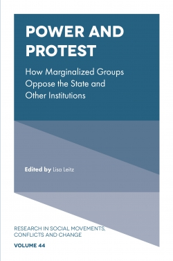 Jacket image for Power and Protest