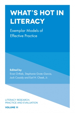 Jacket image for What's Hot in Literacy