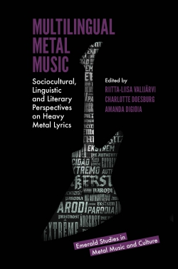 Jacket image for Multilingual Metal Music