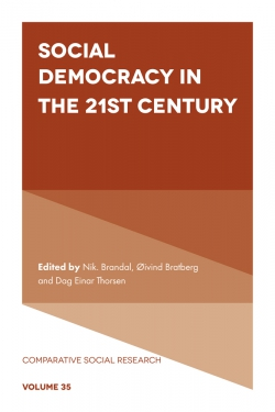 Jacket image for Social Democracy in the 21st Century