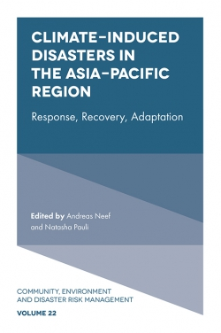 Jacket image for Climate-Induced Disasters in the Asia-Pacific Region