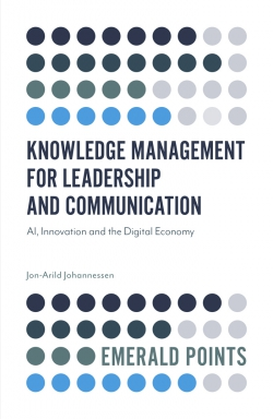 Jacket image for Knowledge Management for Leadership and Communication