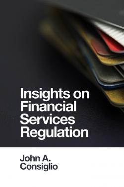 Jacket image for Insights on Financial Services Regulation