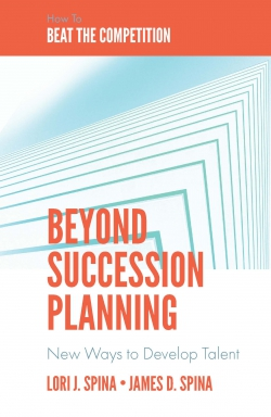 Jacket image for Beyond Succession Planning