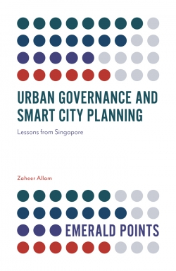 Jacket image for Urban Governance and Smart City Planning