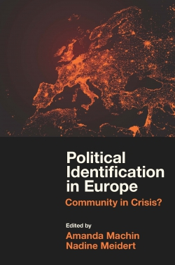 Jacket image for Political Identification in Europe