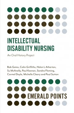 Jacket image for Intellectual Disability Nursing