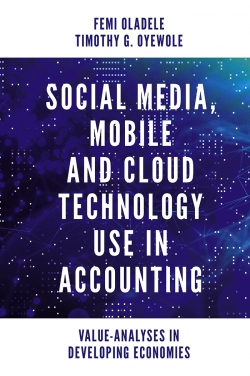 Jacket image for Social Media, Mobile and Cloud Technology Use in Accounting