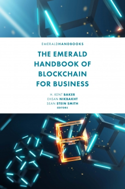Jacket image for The Emerald Handbook of Blockchain for Business