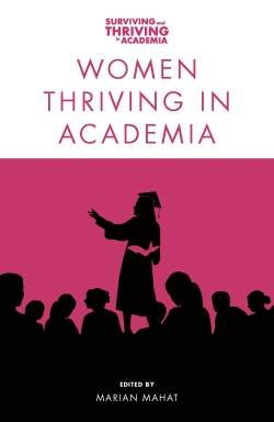 Jacket image for Women Thriving in Academia