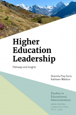 Jacket image for Higher Education Leadership